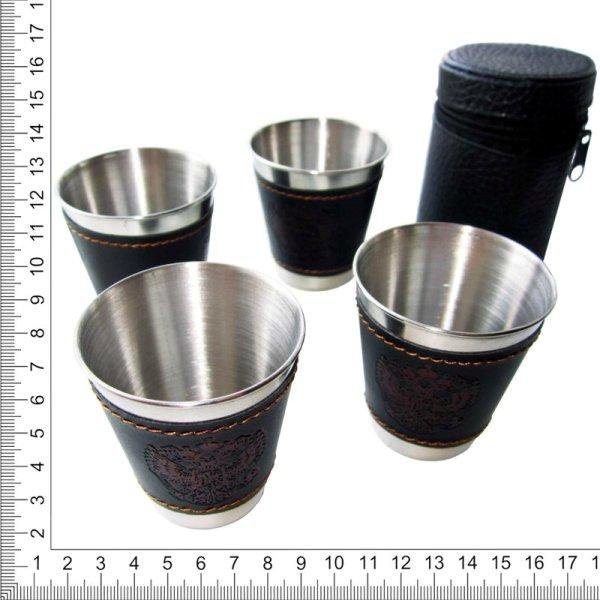 nabor-stopok-iz-nerzhavejki-v-chekhle-4-shtuki-80-ml